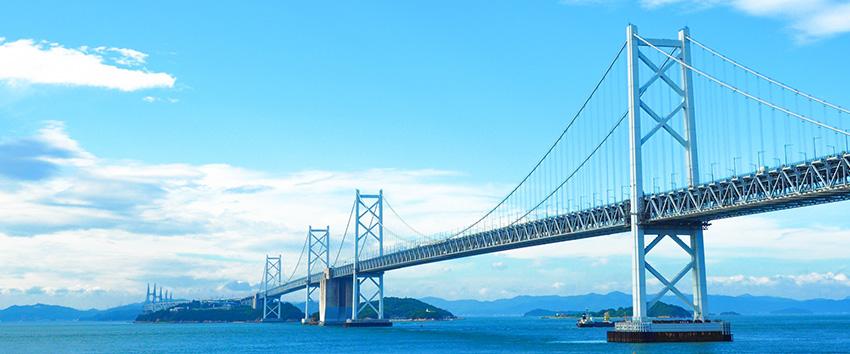 バスでしか行けない香川アートの島「与島・岩黒島・櫃石島」で瀬戸大橋を渡る旅