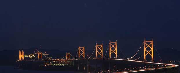 デート旅で行きたい香川の夜景スポット 4選