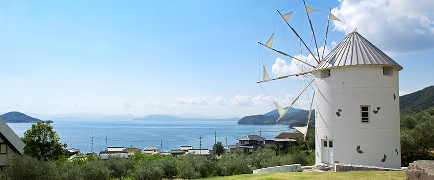 夏の香川旅行に。のんびり過ごせる「小豆島温泉」へ